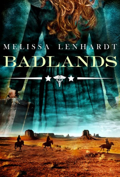 BADLANDS by Melissa Lenhardt